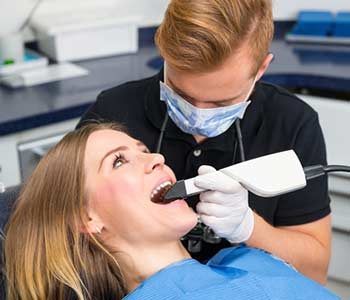 Benefits of CEREC® Treatment in Crofton area