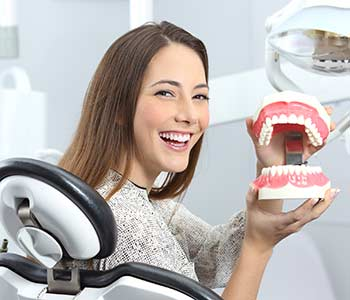 How do I take care of Dentures in Crofton area
