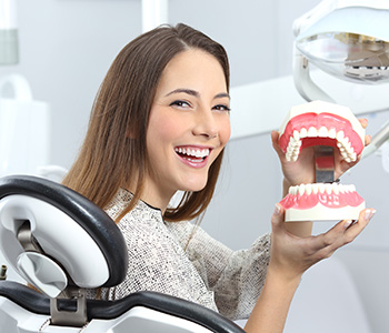 Full Dentures Service in Gambrills Maryland Area