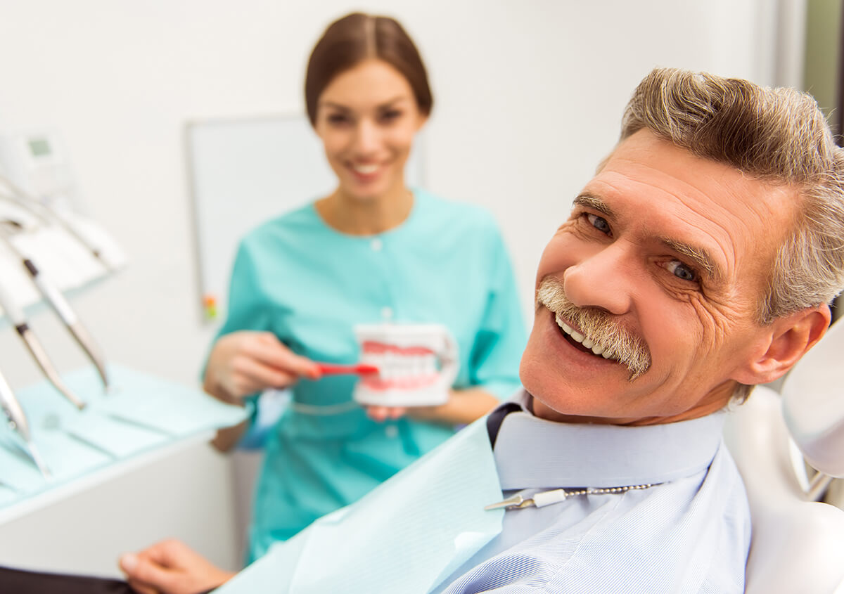 Removable Partial Denture at Bingham-lester Dentistry in Gambrills MD Area