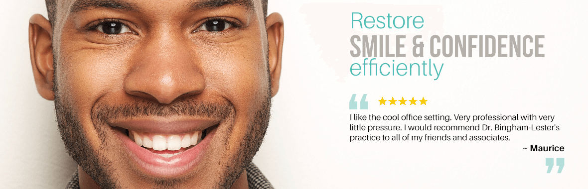 Restore Smile & Confidence Efficiently